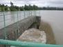 Velká voda 7. 8. 2010